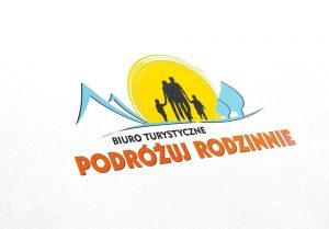 Biuro podrózy, logo, identyfikacja, logotyp