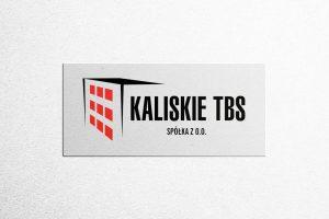 Logo TBS, spółdzielnia mieskaniowa, budownictwo, materiały drukowane, strona internetowa