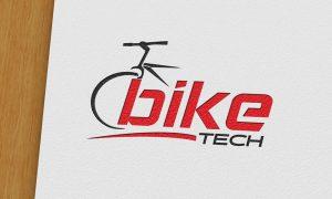 Logo, logotyp, identyfikacja wizualna, serwis rowerowy