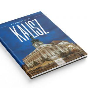 Kalisz - album fotografii, ksiązka, skład, projekt okladki, druk