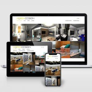 Strona internetowa - projekt, wykonanie, optymalizacja, seo